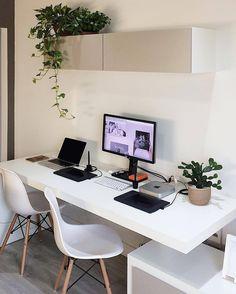 "Setup Tour na Instagramie: ""Minimal workspace /// #SetupTour⠀ ⠀ Source: @celsomodeneze⠀ #setup #setups #workspace #workspaces #workstation #desksetup #deskspace…"""