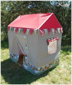 Blog :: Kathy Domeček pro děti Children House / Tent