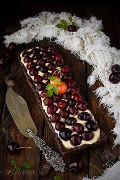 La Cocina de Frabisa | Tartaleta de Cerezas y Chocolate. Receta