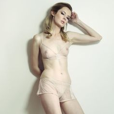 Elise Aucouturier Lingerie Collection-Global Intimate  ♡♡♡♡