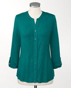 Bellisa™ knit shirt | Coldwater Creek