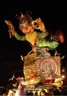 Carnevale di Sciacca, Sicily