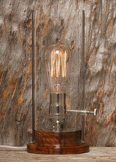 The epitome of modern vintage / Ballard Edison Lamp
