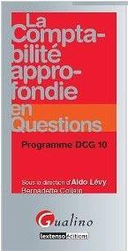 Cet ouvrage contient des QCM pour évaluer ses savoirs et ses lacunes en comptabilité approfondie. Il couvre tout le programme de l'UE 10 - Comptabilité approfondie du diplôme de Comptabilité et de Gestion (DCG).  Cote: 4-72 COL