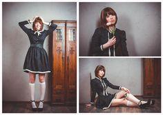 Альбина Гирлянлина / Canon EOS 1100D / портрет, обработка, коллаж, студия, photoshop