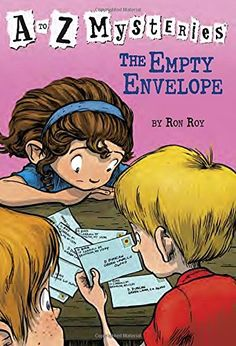 The Empty Envelope (A to Z Mysteries) by Ron Roy, AR 3.5