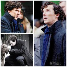 Benedict S4 çekimleri