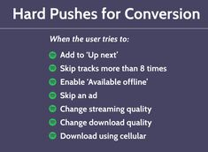 In The Fader reported huge news for Spotify. Out of its 75 million monthly users, 20 million are paying customers. A conversion rate is staggering P's Of Marketing, Goods And Services, Ecommerce, Conversation, Growth Hacking, Software, Street, E Commerce, Walkway