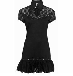 Attitude Clothing - Alternative, Gothic, Punk, Rock Clothing, Shoes, Brands + Accessories - Necessary Evil Morrigan Dress
