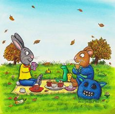 Pip and Posy by Axel Scheffler