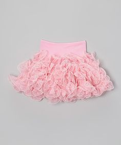 Take a look at this Pink Pettiskirt - Toddler & Girls on zulily today!