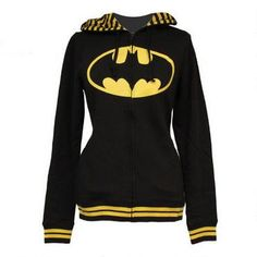I found 'Batman Womens Hoodie' on Wish, check it out!