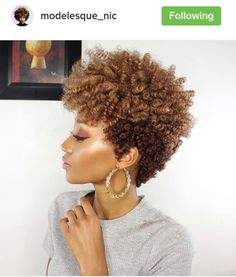 Crochet Curlkalon Tapered Cut