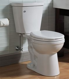 """This is one smart potty,"" says Carrie Waller of Dream Green DIY. It's the DeltaFlushIQ toilet, with with overflow protection, leak detection and ultra clean, no-touch flush technology. Click through to read her assessment of this cutting-edge convenience."