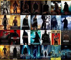 2 – Pessoas de costas (muitas vezes com armas):poster-cliche-filme2