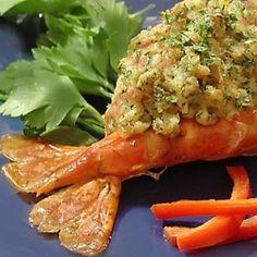 Crab & Scallion Stuffed Shrimp Recipes — Dishmaps
