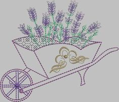 hand embroidey lavender patterens   40.00 (R320.00) Special offer buy 1 get 1 free Just e-mail your ...