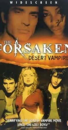 Directed by J.S. Cardone.  With Kerr Smith, Brendan Fehr, Izabella Miko, Johnathon Schaech. A young man gets embroiled in a war against vampires.
