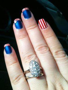 {american nails}