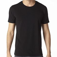 708dcb1d3307 T-shirt Homme Uni Lapasa Lot de 2 en Coton Premium Col Rond Manches  Courtes  Amazon.fr  Vêtements et accessoires