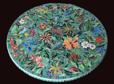 Garden Table, by Dawn Mendelson