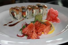 Japanese sushi.. Japanese cuisine at The Royal Santrian..  Book your Cuisine with us at www.theroyalsantrian.com email. : info@theroyalsantrian.com  Luxury Beach Villa, Tanjung Benoa Bali,Indonesia