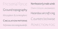 Novel Sans Hair Pro™ - Webfont & Desktop font « MyFonts