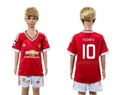 http://www.xjersey.com/201516-manchester-united-10-rooney-home-uefa-champions-league-youth-jersey.html 2015-16 MANCHESTER UNITED 10 ROONEY HOME UEFA CHAMPIONS LEAGUE YOUTH JERSEY Only 33.11€ , Free Shipping!
