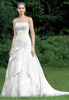 Alfred Angelo 1151 Wedding Dress $450