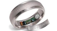 <p>Ciudad de México.- Una compañia brazileña salio con la Brillante idea de sacar a la venta los anillos de matrimonio con GPS, conosido