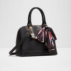 0333d3922e Aldo Yilari Top Handle Bag Black in Clothing