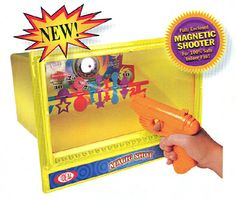 toys from the 70s | Fun For All! Toys-Magic Shot Shooting Gallery-Novelty and Classic Toys