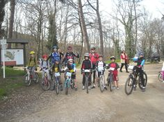 Mountain bike school 4 kids - Scandicci (FI)