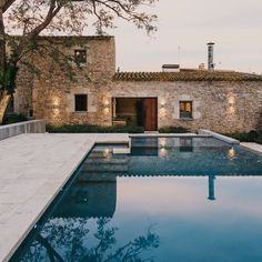 A magic refuge preserving in its stone walls the traces of its...