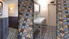 Encaustic tiles | Photo gallery | Mosaic del Sur