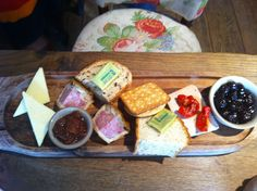 Ploughmans — at The Swan Hotel And Spa, Newby Bridge.