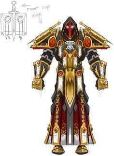 WoW - Paladin Tier 2 Judgement Armor