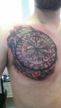 Vikings Kompass