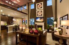 Great rooms can you please share the wall colors in the family room and the kitchen thanks - Houzz Beautiful Interiors, Beautiful Homes, House Beautiful, Family Room, Home And Family, Traditional Bedroom, My Dream Home, Dream Homes, Model Homes