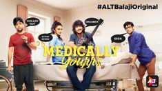 Stream full episodes of Medically Yourrs on ALTBalaji Download Free Movies Online, Spanish Villas, L Shaped Sofa, Original Movie, Bollywood News, Full Episodes, Thriller, The Dreamers, Geek Stuff
