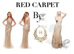 """""""Red Carpet Ready"""" by kelli-couture ❤ liked on Polyvore"""