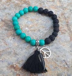 Check out this item in my Etsy shop https://www.etsy.com/uk/listing/286070045/tassel-bracelet-boho-peace-bracelet