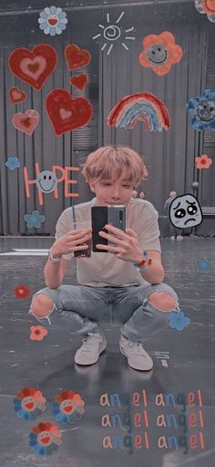 Black Phone Wallpaper, Bts Wallpaper, Iphone Wallpaper, Hoseok Bts, Bts Taehyung, Foto Bts, Bts Photo, Jhope Cute, App Anime