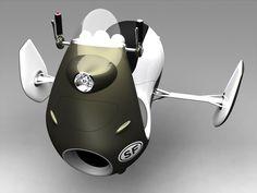 Jetscooter la moto voladora | Blog MnkStudio