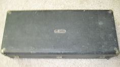 Vintage 20s King C Melody No 1005 Silver Saxophone w Case | eBay