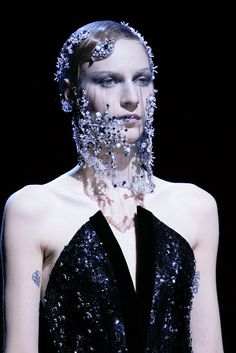 Armani Privé Fall 2012 Couture Fashion Show Details