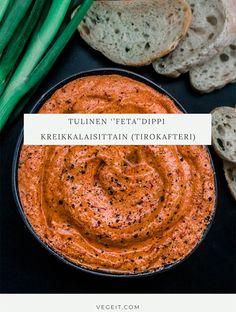 Vege it! - Tofu, Pesto, Ethnic Recipes, Red Peppers