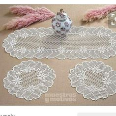 <br /> <b>Warning</b>: count(): Parameter must be an array or an object that implements Countable in <b>/home/canimma/public_html/wp-includes/post-template. Crochet Table Topper, Crochet Table Runner Pattern, Crochet Tablecloth, Crochet Flower Patterns, Lace Patterns, Crochet Designs, Crochet Doilies, Crochet Lace, Free Crochet