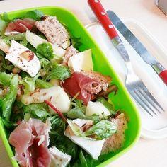 Les p'tits plaisirs d'Emma: Dans ma lunchbox 11 - Encore une petite salade