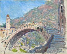 Claude Monet, 1884, Dolceacqua, Italy